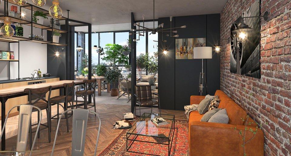 Maisons et appartements neufs Saint-ouen-sur-seine - Tour Lods