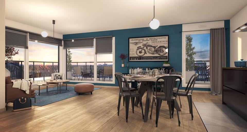 Appartements neufs Champigny-sur-marne - Esprit Marne