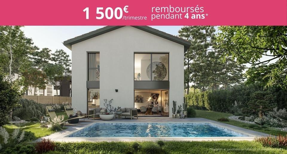 Appartements, maisons neufs Saint-cyr-au-mont-d'or - Oro Pavillo