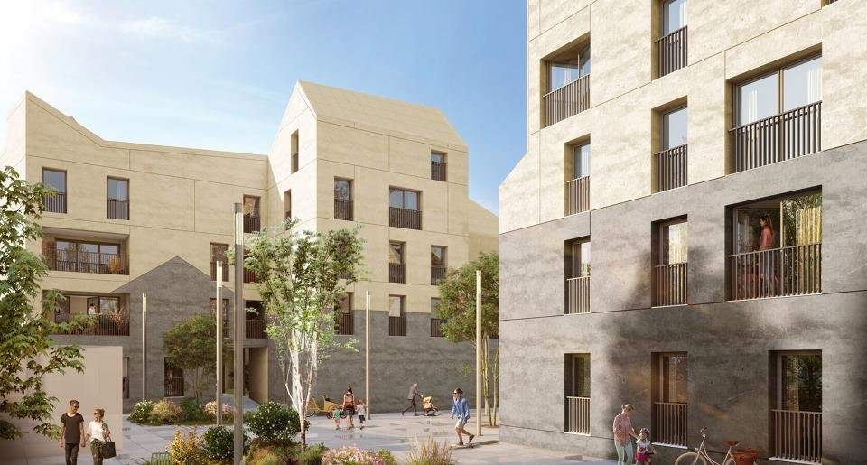 Appartements neufs Bordeaux - Parvis Orion