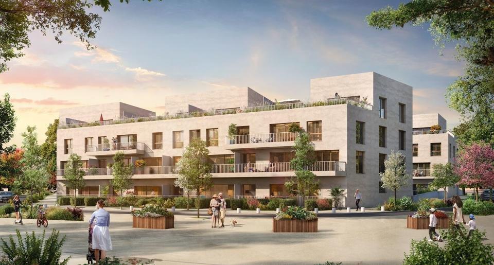 Appartements neufs Cergy - Bellarea