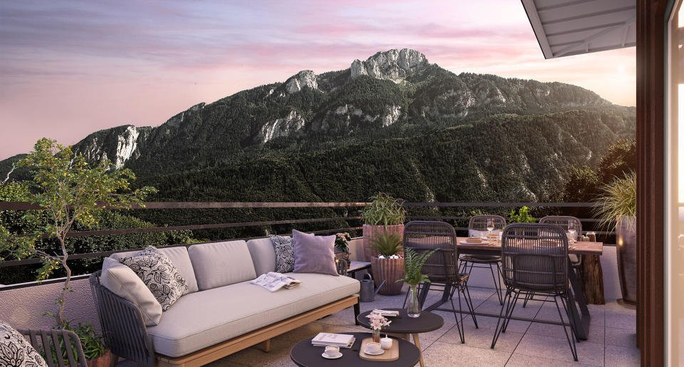 Maisons et appartements neufs Bonneville - Lyra Verde