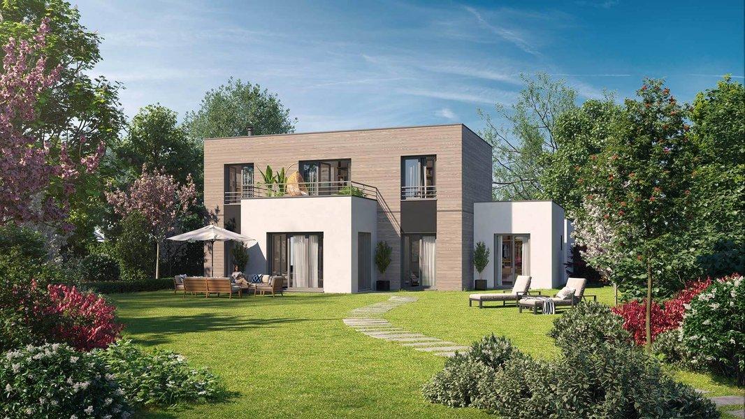 Maisons neuves Villepreux - Feel Wood - Maisons