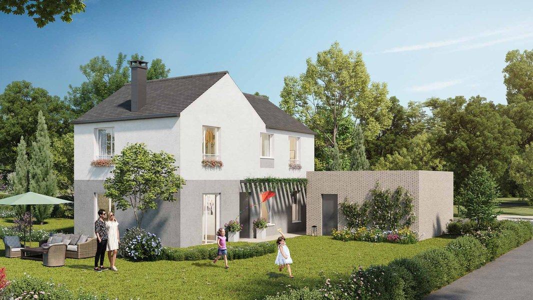 Maisons neuves Carrières-sur-seine - Printemps En Scène
