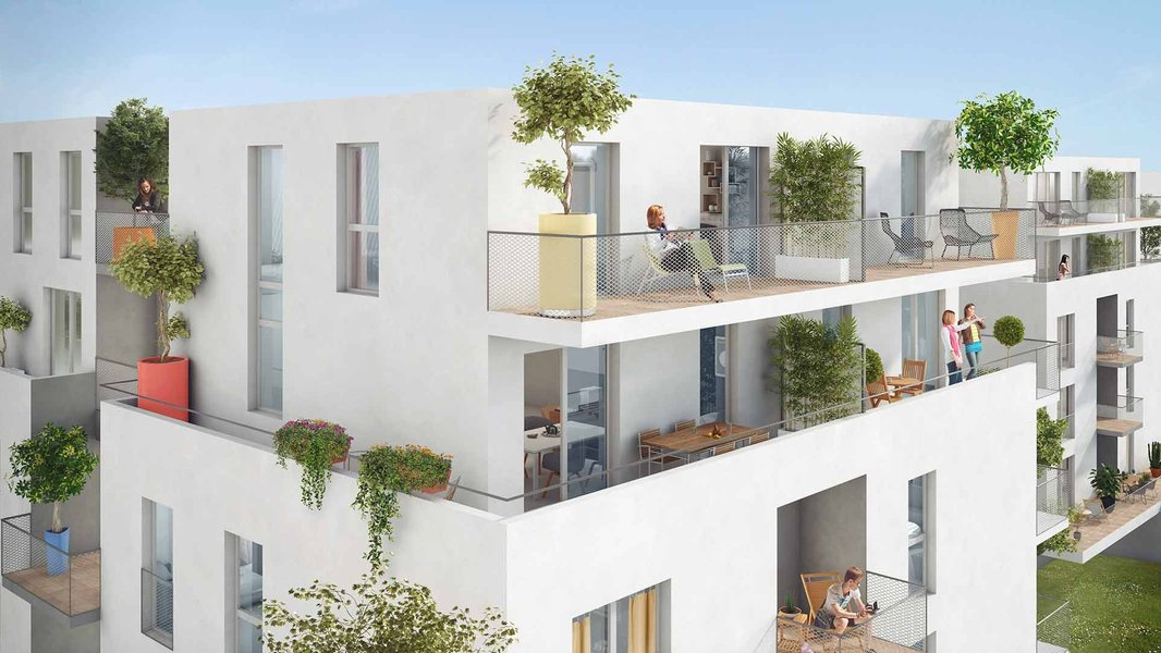 Appartements neufs Longjumeau - Solfège