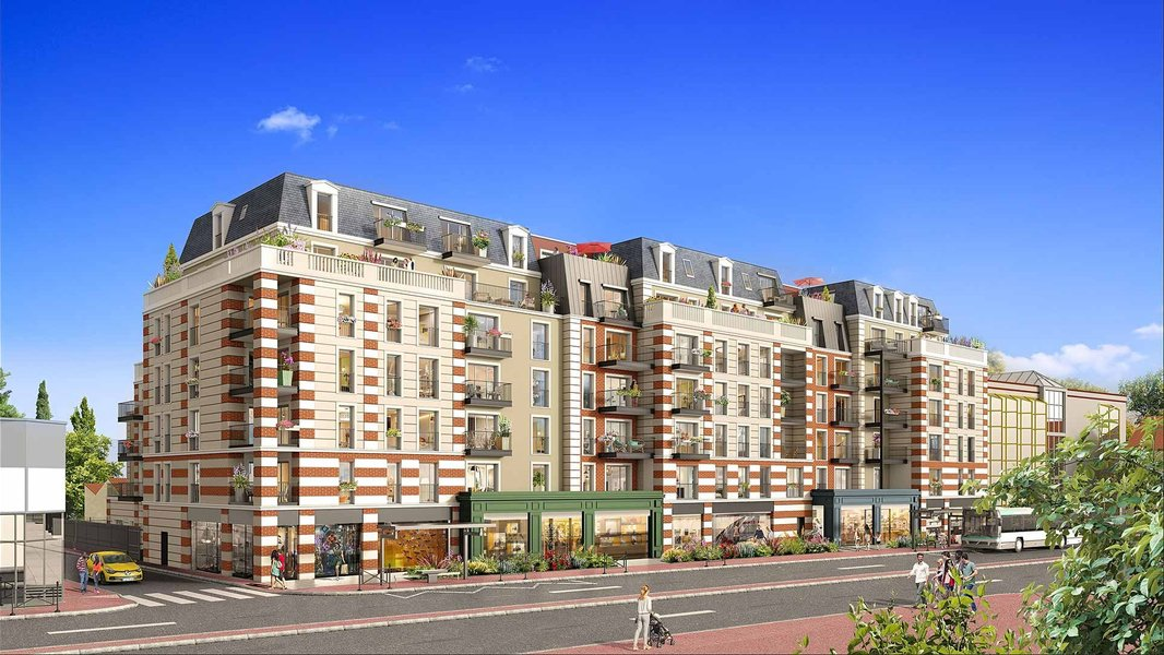 Appartements neufs Livry-gargan - Cœur Livry