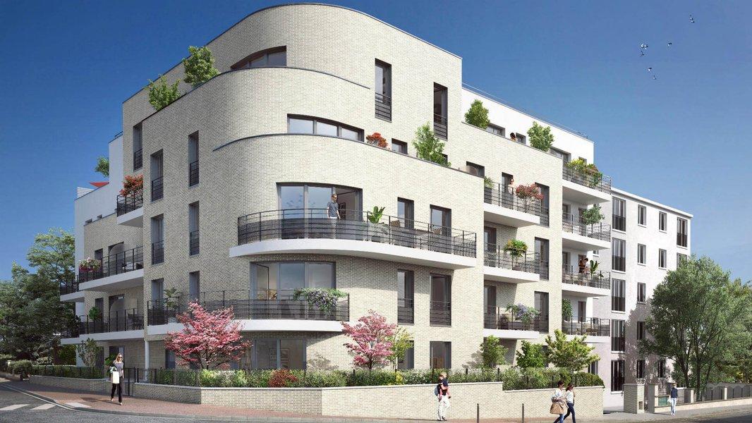 Appartements neufs Neuilly-plaisance - Villa Des Poètes
