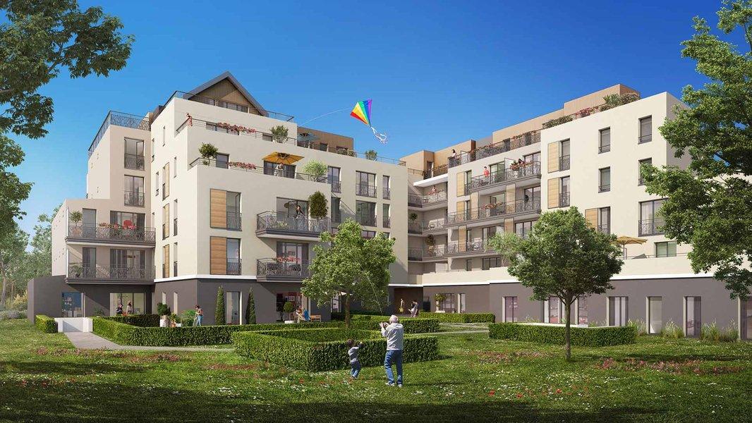 Appartements neufs Eaubonne - Le Clos Boisé