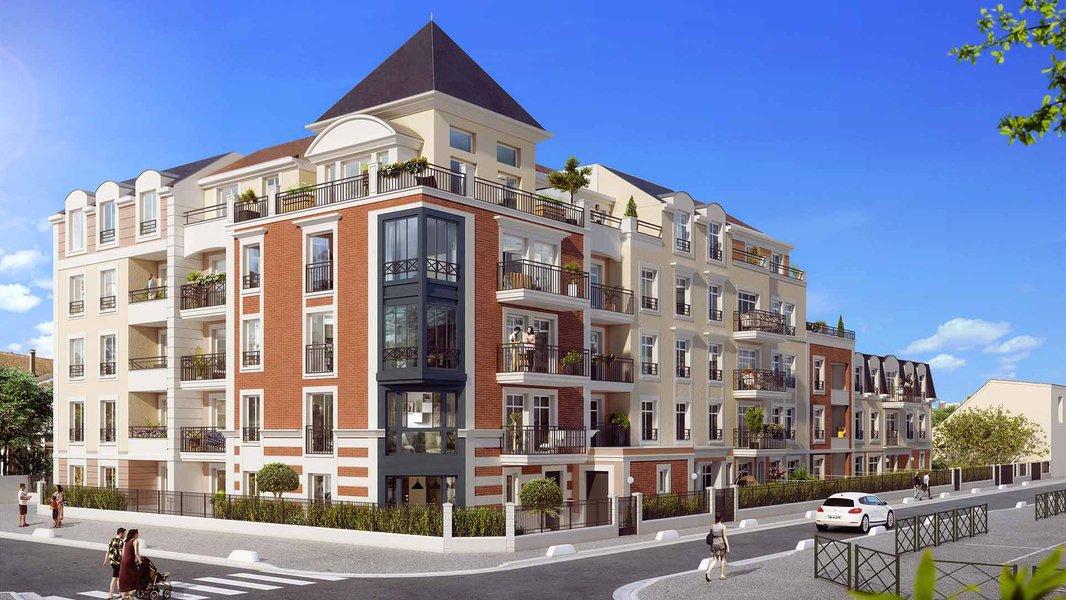 Appartement neuf Le Blanc-mesnil - Villa D'alembert