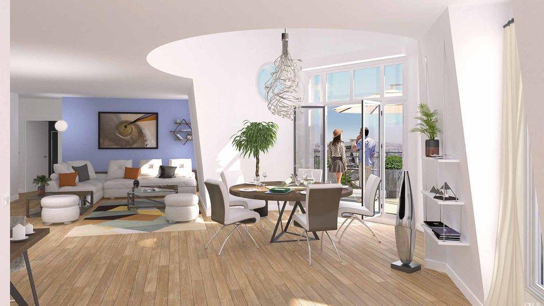 Appartement neuf Puteaux - Apogée