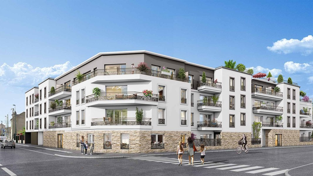 Appartements neufs Sannois - Prochainement