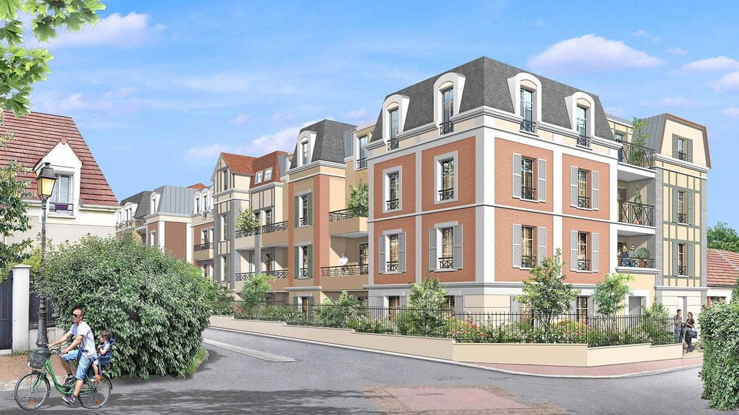 Appartements neufs Villiers-sur-marne - Partition