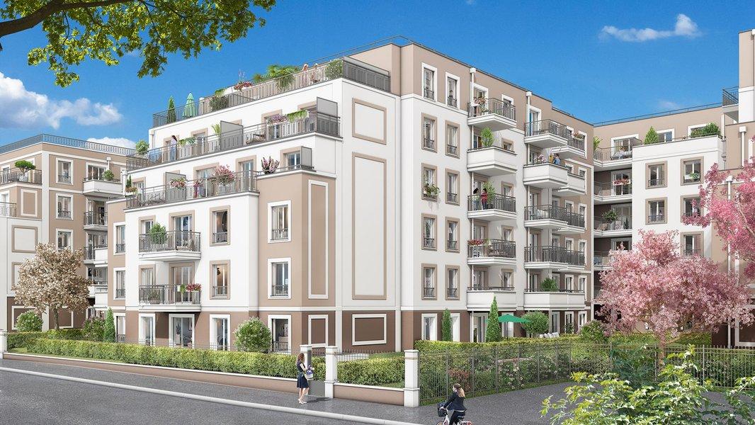 Appartements neufs Franconville - L'unique