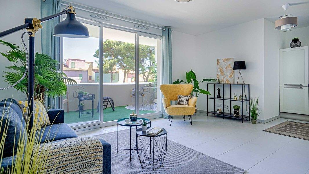 Appartement neuf Mèze - Marinéo