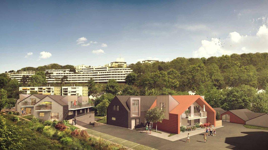 Appartements neufs Sainte-adresse - Les Chalets