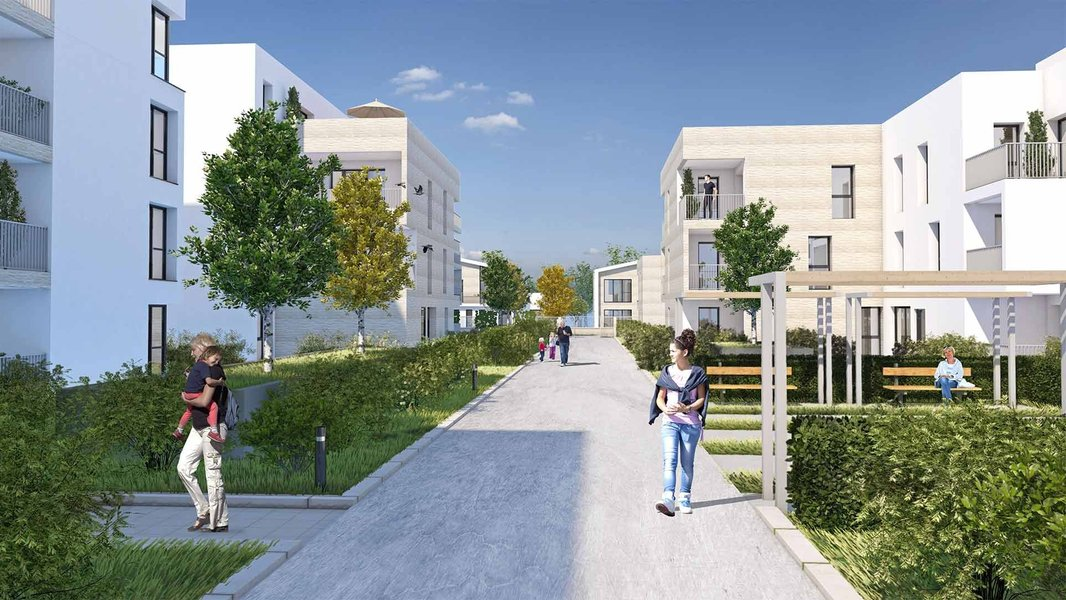 Appartements, maisons neufs La Rochelle - Dialogue