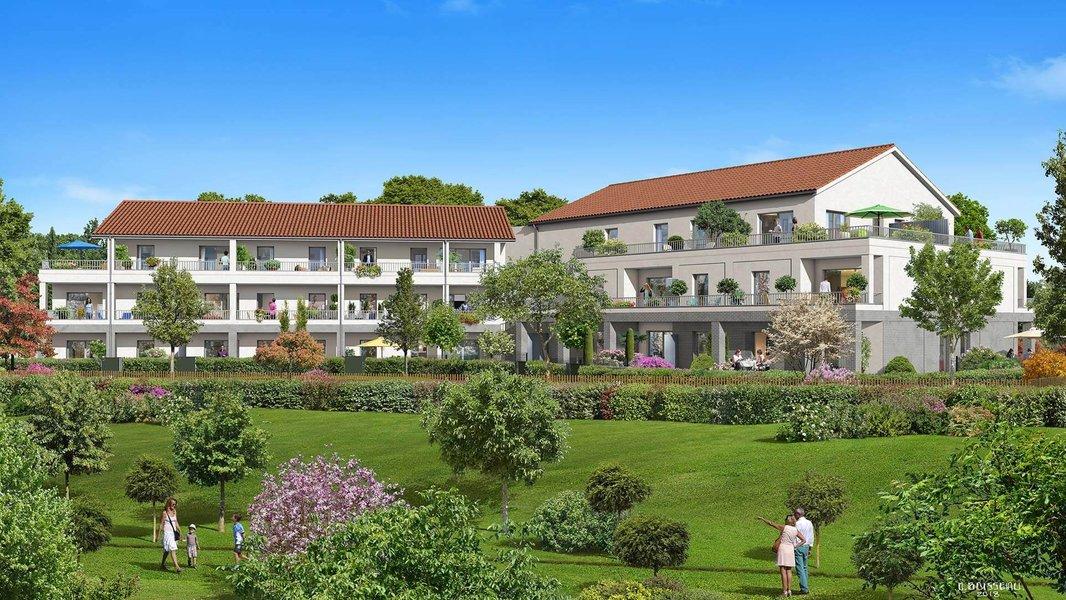 Appartements neufs Quint-fonsegrives - Le Domaine Massada
