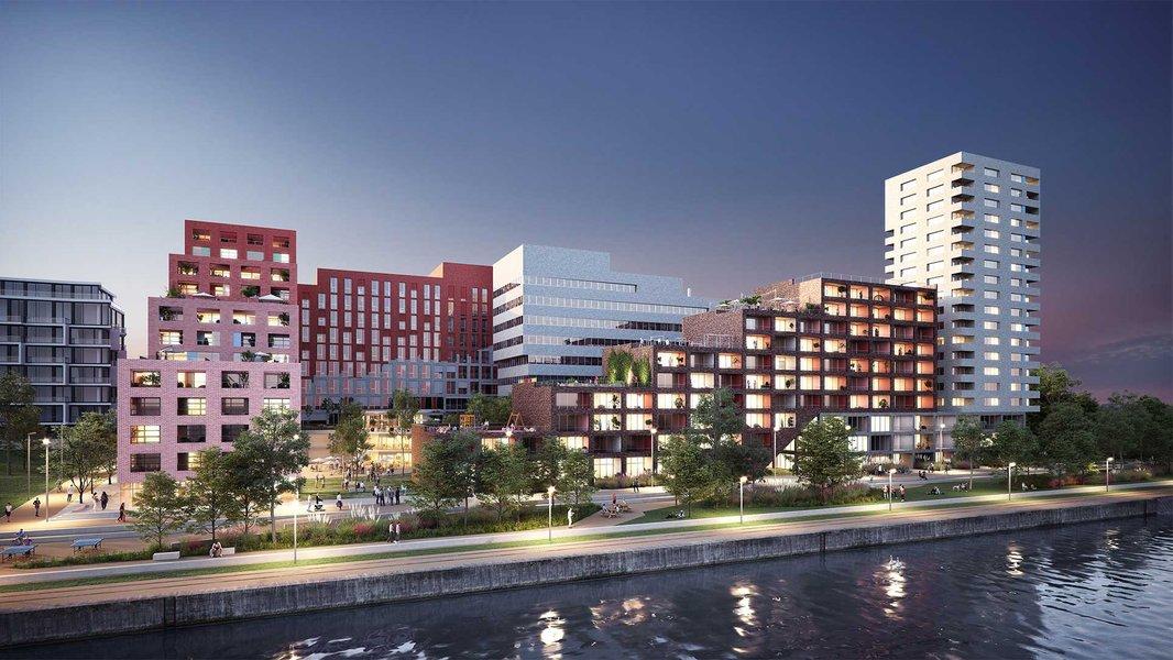 Appartements neufs Strasbourg - Quai Starlette