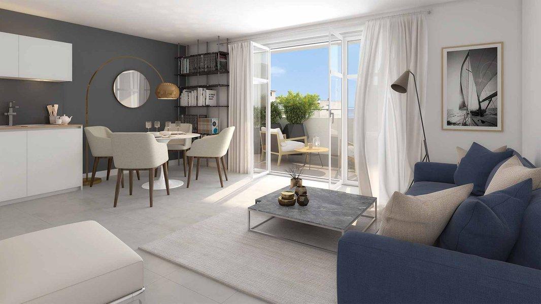 Maisons et appartements neufs Nancy - Prochainement