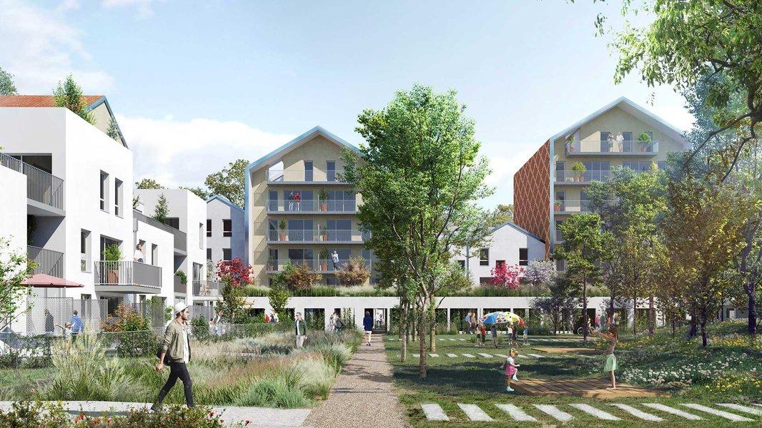 Appartements neufs Dijon - Prochainement