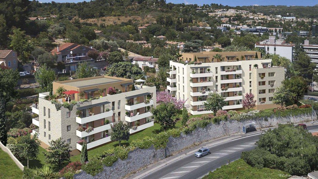 Appartements neufs Marseille - Les Collines De Loubets