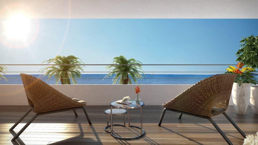 Appartement neuf Villeneuve-loubet - Pearl Beach