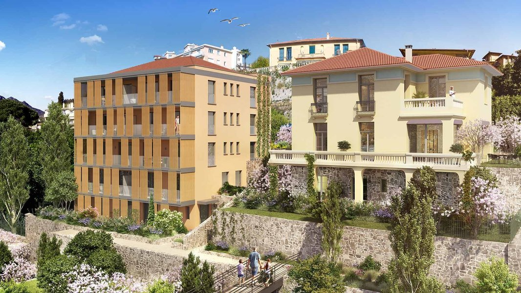 Appartements neufs Menton - Val D'or