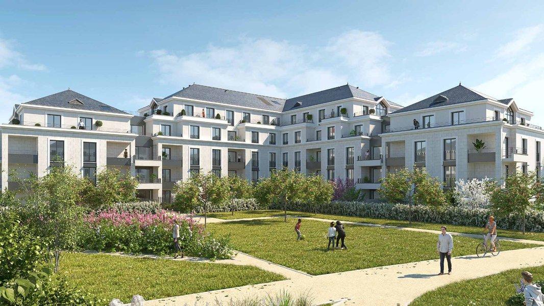Appartements neufs Saint-cyr-sur-loire - Parc Royal