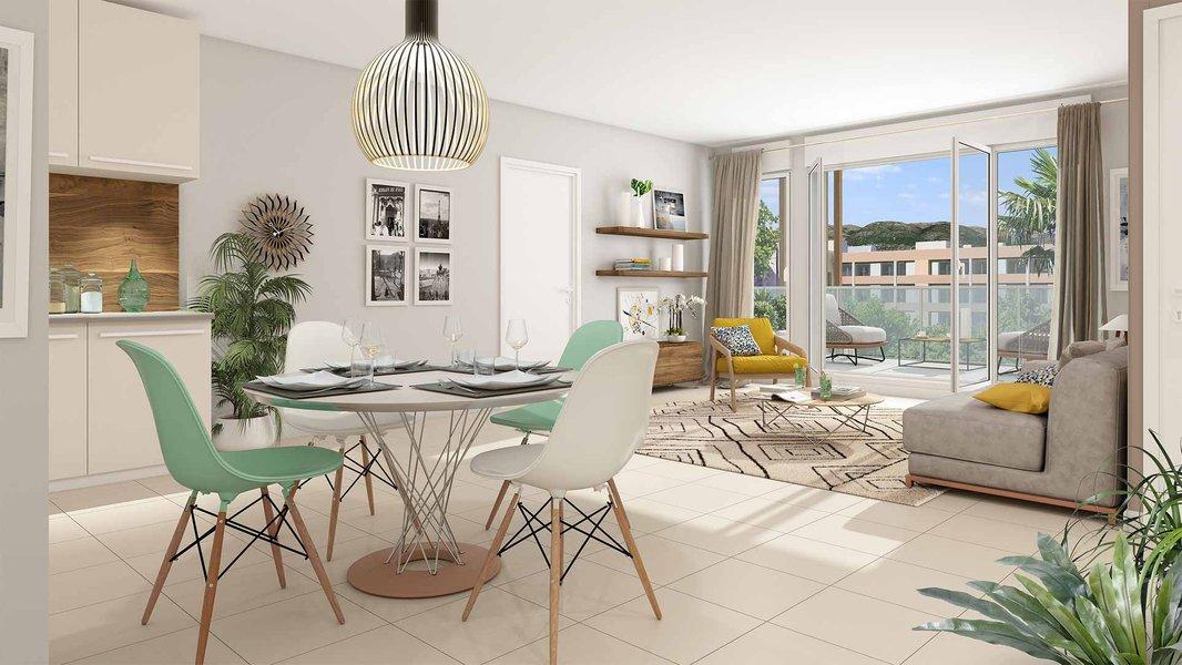 Appartements neufs Saint-laurent-du-var - Villa 49