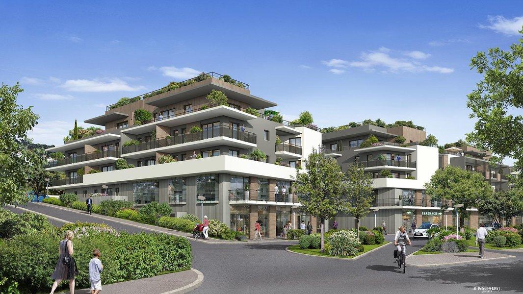 Appartements neufs Saint-laurent-du-var - Domaine Jade