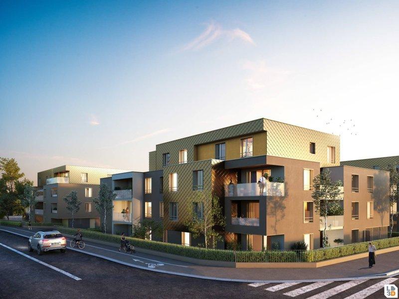 Appartements neufs Brumath - Carré Or 2