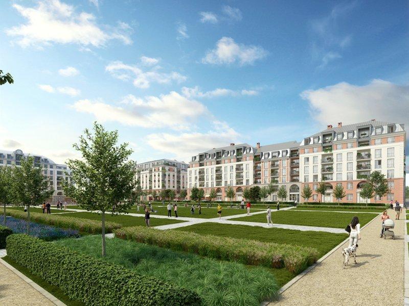 Appartements neufs Pontoise - Cézanne