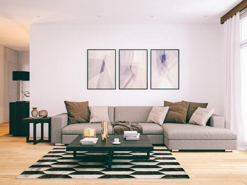 Appartement neuf Thiais - Empreinte