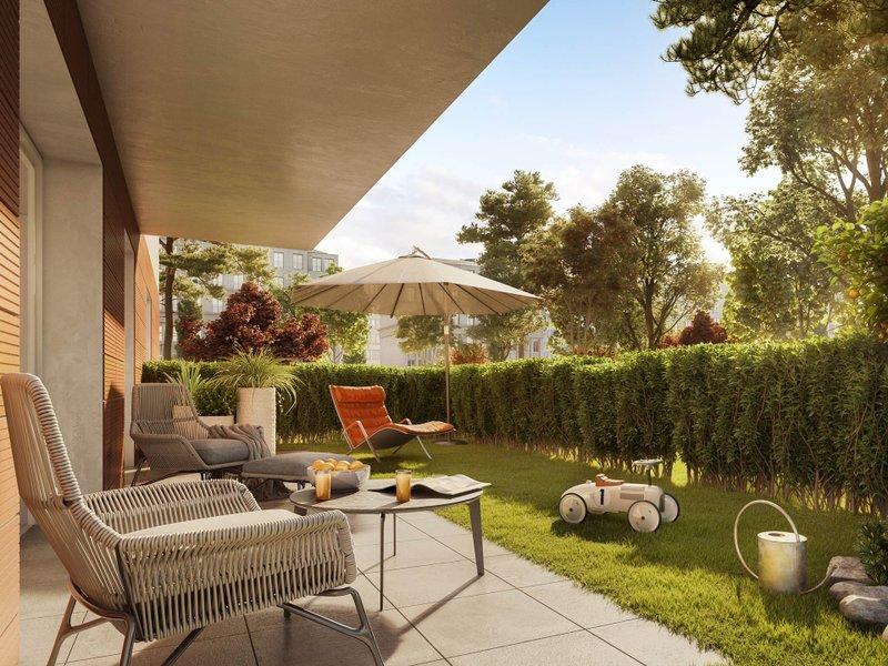 Appartements neufs Oberhausbergen - Osmose 3