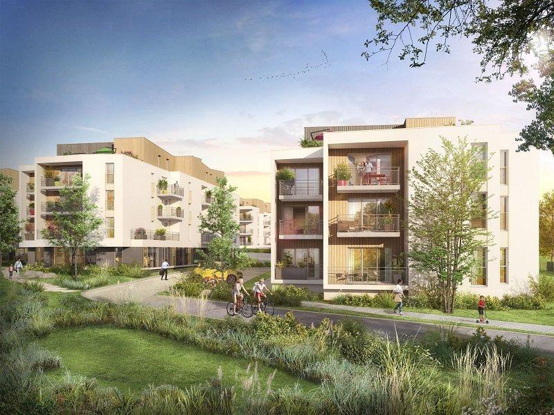 Appartements neufs Nort-sur-erdre - Quai Saint-georges