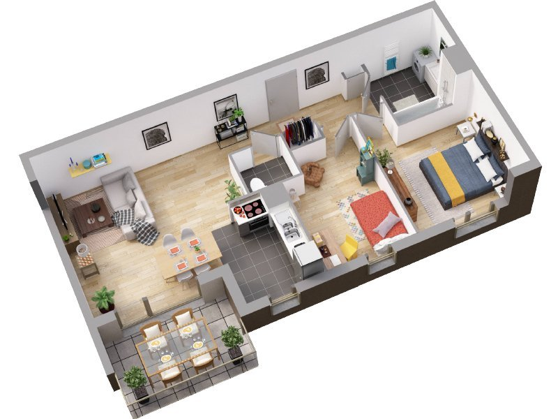 Appartements neufs Brumath - Carré Or