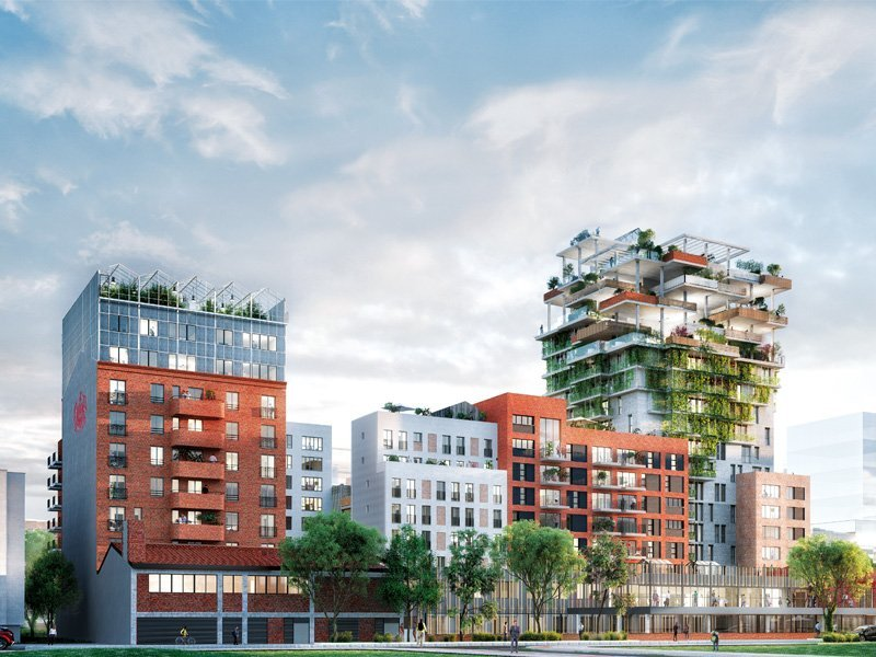 Appartements neufs Asnières-sur-seine - Sky Garden