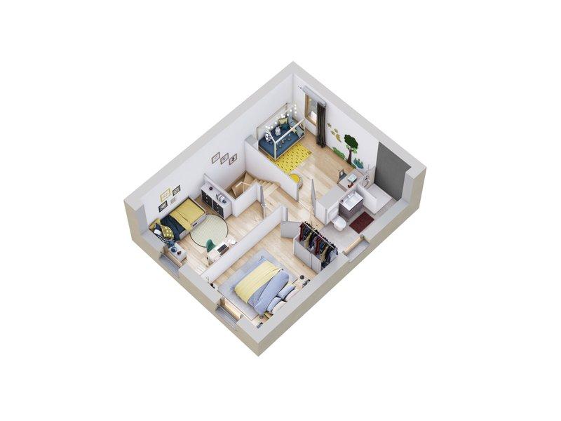 Appartements neufs Le Havre - Les Terrasses Calypso