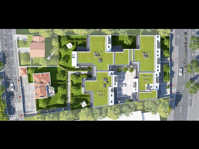Appartements neufs Orsay - Les Jardins D'eugène