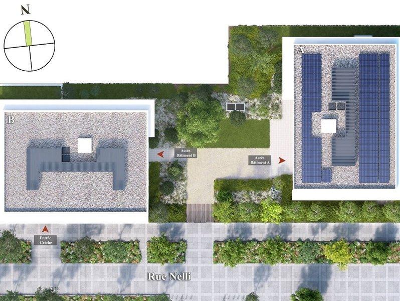 Appartements neufs Vaulx-en-velin - Amarante