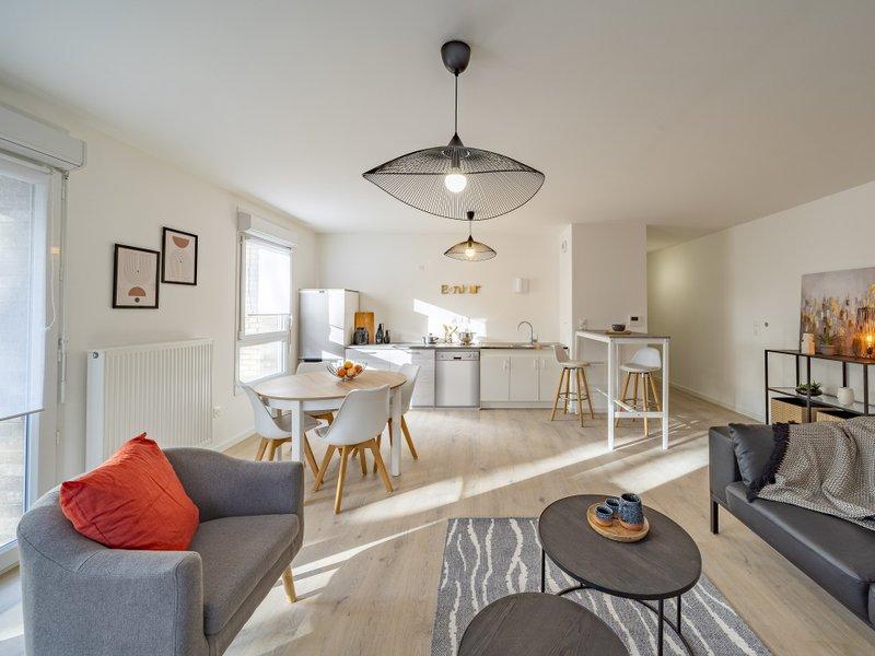 Appartements neufs Halluin - Place Verte