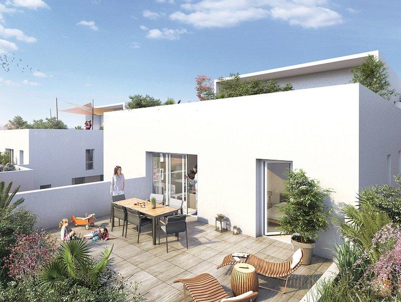 Appartements neufs Marseille - Terrasses M