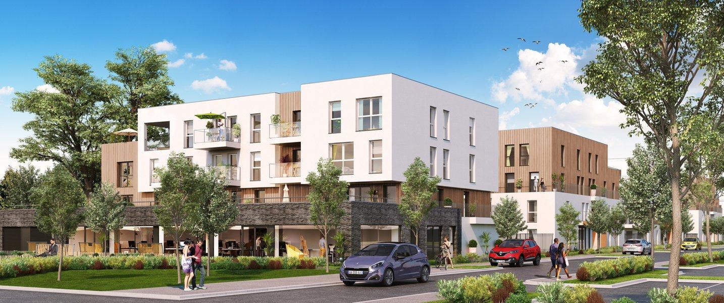 Appartements neufs Roissy-en-brie - Inedit A Roissy-en-brie