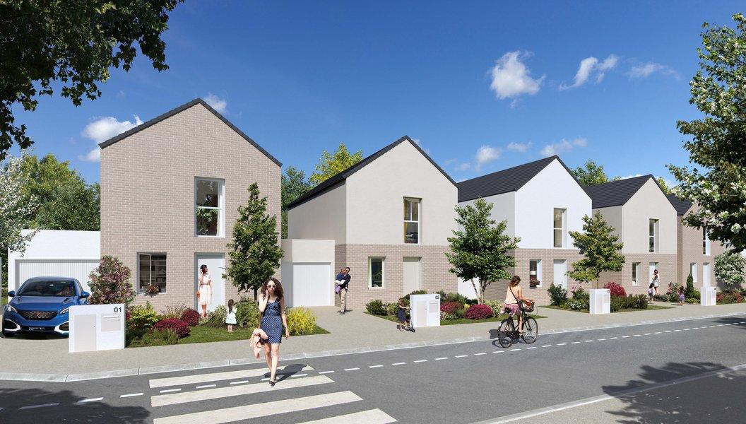 Appartements, maisons neufs Pontault-combault - Uni't