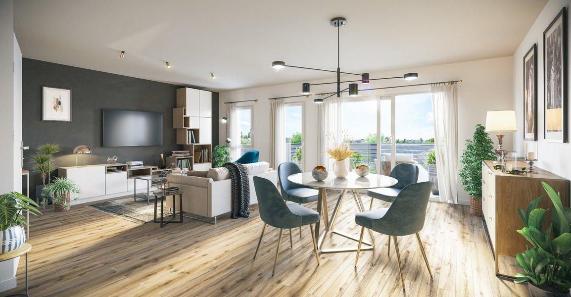 Appartements neufs Villeparisis - My Parisis
