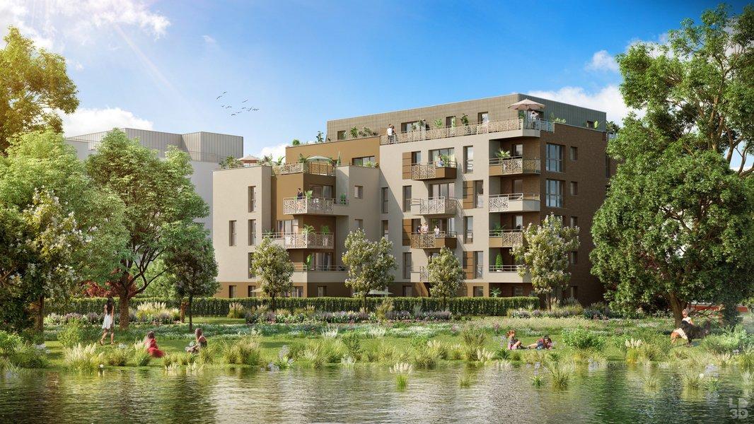 Appartements neufs Amiens - Park Avenue