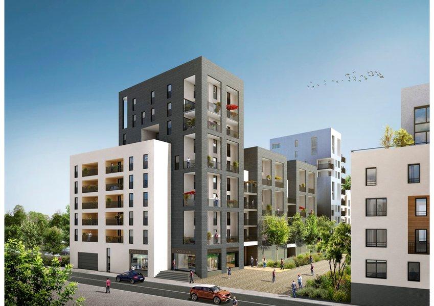 Maisons et appartements neufs Bordeaux - Villapollonia