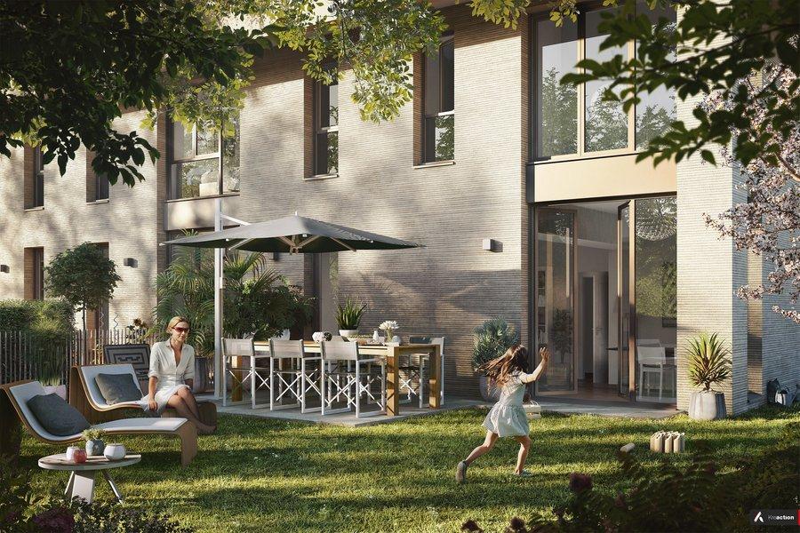 Appartements neufs Cergy - Ville Nature