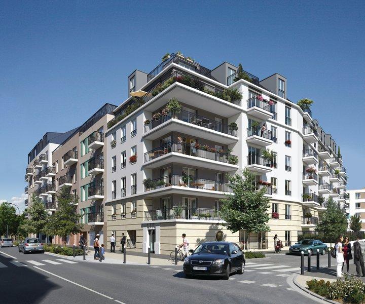 Appartements neufs Sartrouville - Plaza 2