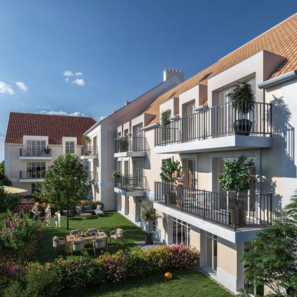 Appartements neufs Cormeilles-en-parisis - Castel Vignon
